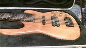 CARVIN BASS GUITAR WALNUT 5 STRING,CASE